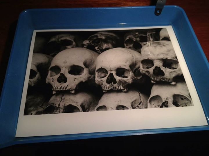 The Killing Fields Archival print