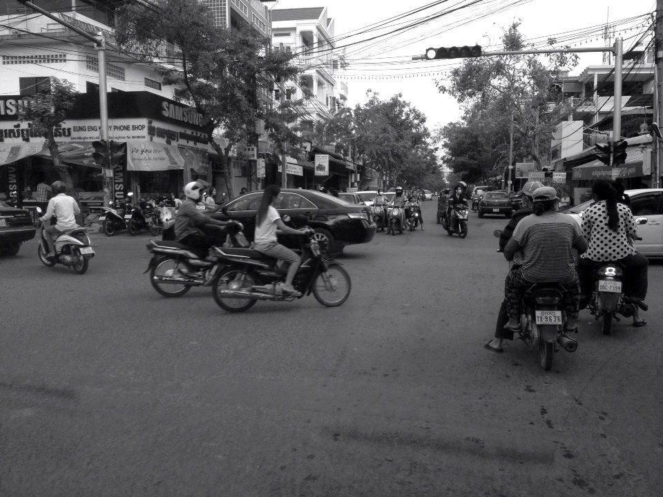 Phnom Penh Morning Madness